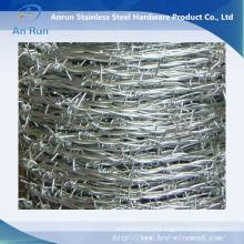 Fil de ciment en PVC revêtu de faible prix pour la clôture de sécurité