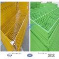 Cerca de segurança de aço galvanizada provisória galvanizada da ligação Chain do fio