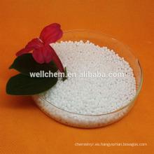 Fertilizante grado de tecnología pellet Nitrato de potasio precio, nitrato de potasio