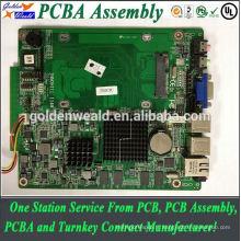 Electronics PCBA Fabricant, PCBA Assemblée, fabricant de montage de carte PCB automobile électronique pcba
