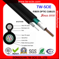 Cable de fibra óptica Gyxtc8s