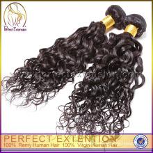 Оптовые салон поставок полного кератин филиппинских вьющихся волос ткать