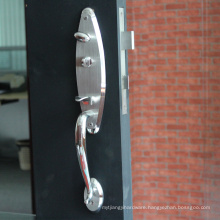 Fire rated quality stainless steel 304 solid door lock security door lock