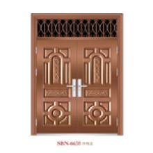 Door /Stainless Steel Door /Entrance Door/ Son and Mother (6630)
