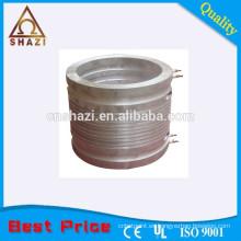 Calentador de fundición de aluminio frío calor para platos de moldeo