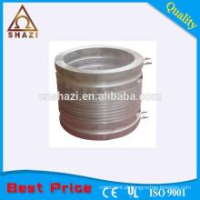 Heat Cool Aquecedor de alumínio para moldagem de platinas