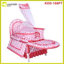 Confortável novo design berço bebê móvel