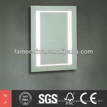 2014 Molduras de espelhos novos de ferro forjado comerciais