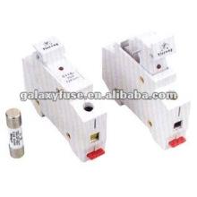 Portafusible para fusible de tamaño 14 X 51 (tipo Taiwán)