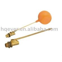 пластмассовый шарик латунный поплавковый клапан