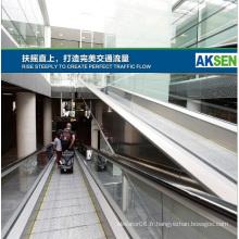 Aksen Moving Walks, Escalator 12 degrés