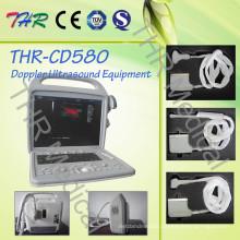 Thr-CD580 Portable 3D Color Doppler Ultrasound Scanner