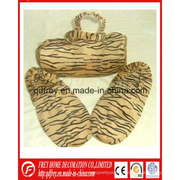 Lavender Wheat Bag Heated Slipper Warmer