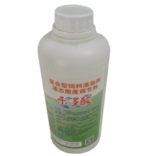 Liquid Organic Acid For Poultry Drinking