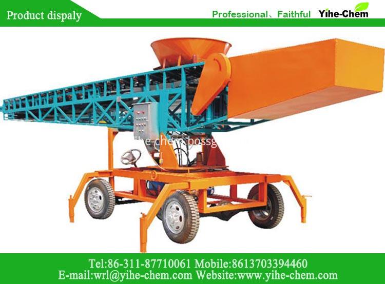 Hydraulic Telescopic Conveyor