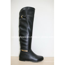 Neue Winter Warm Schnee Frauen Stiefel mit Gummisohle