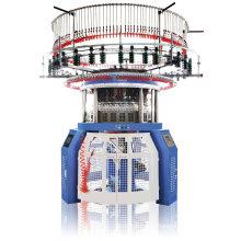 Double Jacquard Transfer Rib&Auto Stripper Machine