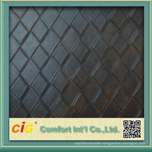 High Quality PVC Leather Square