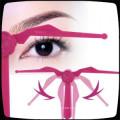 Fashionable High Quality Eyebrow Stencil Tools, Eyebrow Ruler.