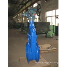 Válvula de Porão Elétrica de Ferro Fundido
