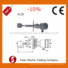 High Quality NL35 High Precision flexible shaft Roating level switch for sale