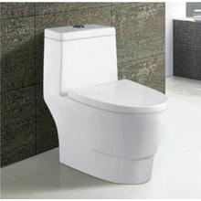 Salle de bains en céramique cuvette Wc lavage rinçage placard étage Mont toilette