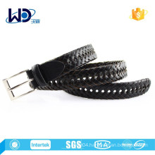 PU Men Fashion Braided Belt