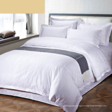 100% algodón / T / C 50/50 telas de Jacquard hotel / textiles para el hogar (WS-2016340)