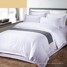 100% coton / T / C 50/50 Jacquard tissu Hôtel / Accueil Textile (WS-2016340)