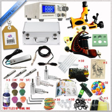 high quality and cheap price newest Professional Tattoo Machine Kit