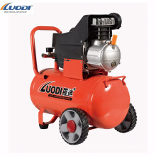 portable air compressor for spray gun painting