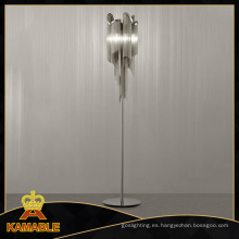 Moderna casa de la cadena decorativa lámpara de pie (ka5151)