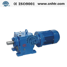 Hr Helical Flange Input Horizontal Mounted Gearbox