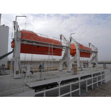 BV Approved 25persons Totally Enclosed Type Lifeboat for Sale