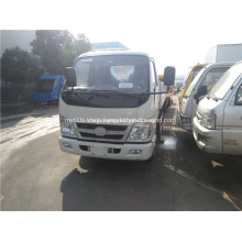 Dongfeng hydraulic lifter garbage tipper truck