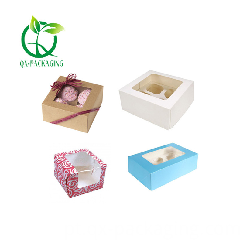 Kraft Paper Boxes With Lids