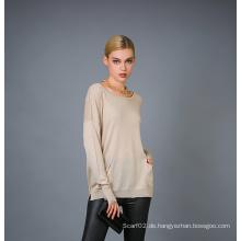 Dame Mode Kaschmir Pullover 17brpv014