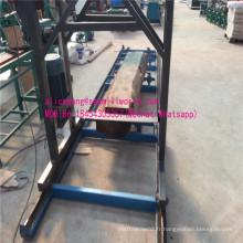 Machine portable bois scie à chaîne et à grande échelle en bois TRONCONNEUSE