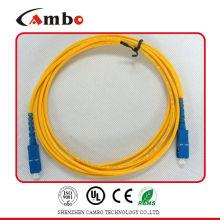 Волоконно-оптический кабель с высоким возвратом потерь SC-SC в системе FDDI
