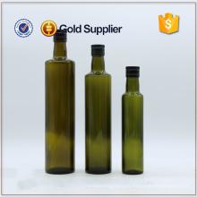 100ml 250ml 500ml 750ml 1000ml Botella de aceite de oliva de vidrio verde