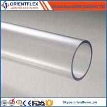 Tuyau transparent en PVC de qualité alimentaire