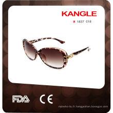 2017 dernières lunettes de soleil personnalisées de haute qualité