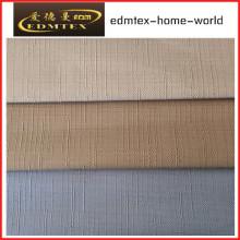 100% poliéster 3 Pass Blackout tecido para cortinas EDM4593