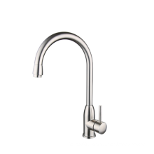 YL30004 Wenzhou China New design 304 stainless steel kitchen faucet for kitchen