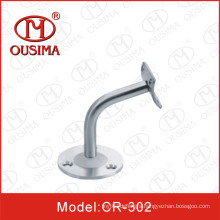 Stainless Steel Glass Shelf Bracket Used in Outdoor Handrail (CR-302)
