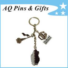 Schlüsselanhänger mit weicher Emaille (Schlüsselanhänger-157)