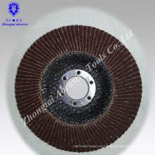 Disco de aleta de molienda de alúmina calcinado