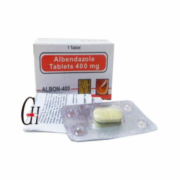 Albendazol Comprimidos 400 Mg