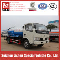 Dongfeng Sewage Suction Tanker Truck Vacuum Capacity 5 M3