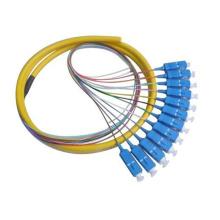 Sc/LC/FC/St Sm, mm 0.9mm/ 2.0mm/ 3.0mm Fiber Optic Pigtail